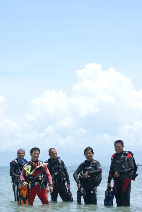海南潜水 ハイナン・ダイビング