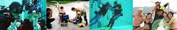 IAHD身体障害者ダイビング